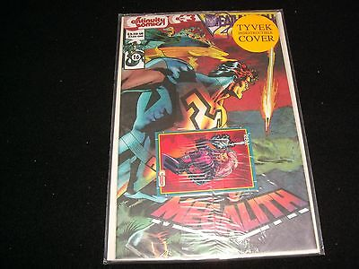 Deathwatch 2000°Megalith No.3<>Sealed<>Continuity Comics ~ With Trading Card