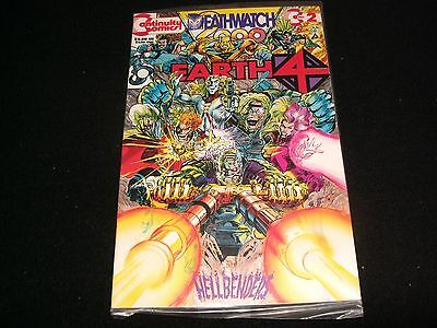Deathwatch 2000°Earth 4 No.2<>Sealed<> Continuity Comics ~