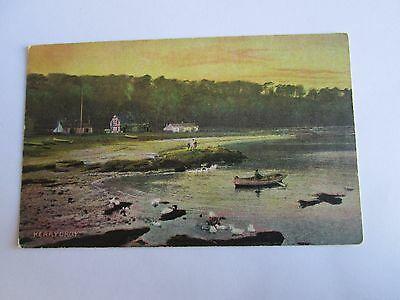 Postcard of Kerrycroy (1907) posted