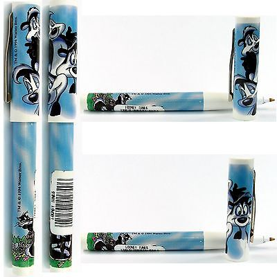 Looney Tunes Pepe Le Pew Warner Bros Wb Store Collector Pen For Display - 12254