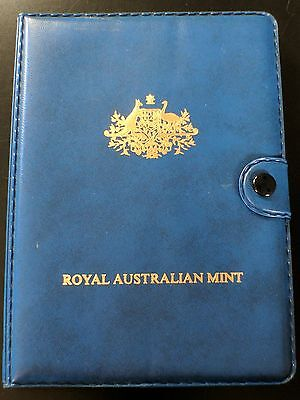 Australia 1985 Proof Set With Coa Bu Coins Low Combined Shipping
