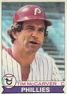 Topps 1979 #675 Tim McCarver-Philadelphia Phillies