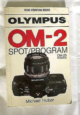 Olympus OM -2  Spot/Program user guide