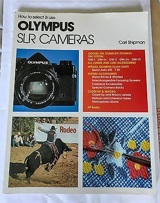 How to Select and use Olympus SLR Cameras