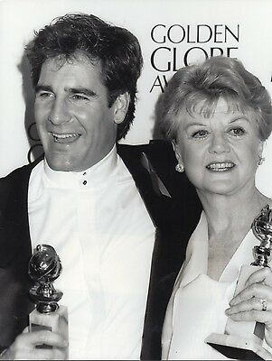 Angela Lansbury / Scott Bakula - professional celebrity photo 1992