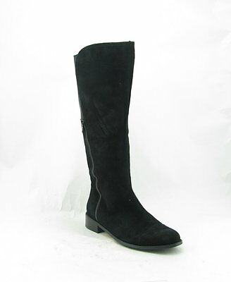 Vaneli Knee-High Boots Black Boot Womens size 7.5 M New $270