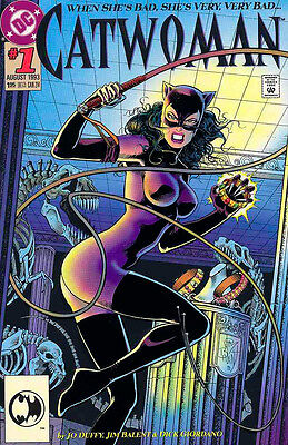 Catwoman #0-94 Near Mint Complete Set 1993 W/ Annual #2-4 Dc Comics