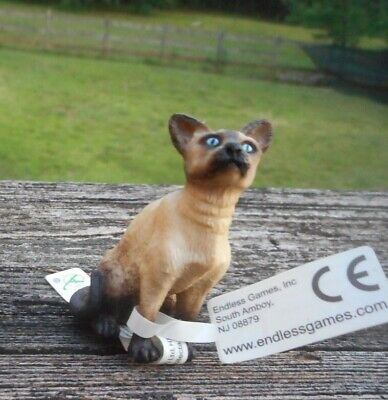SIAMESE CATS  by CollectA; toy/cat NICE/88331/88332