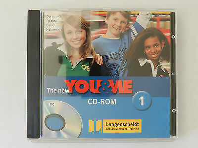 CD ROM The new you & me 1