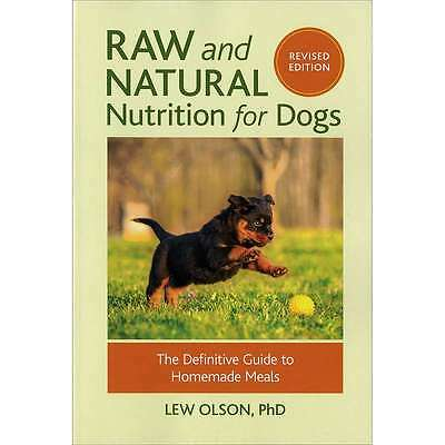 Random House Books Raw & Natural Nutrition For Dogs 499995116696