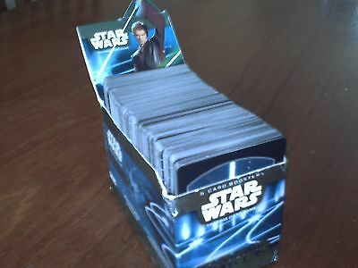Star Wars Attack of the Clones TCG approx.350 cards 2002
