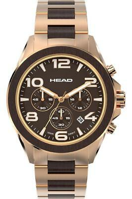 Head HE-001-03_it Montre à bracelet pour homme FR
