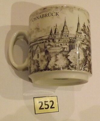 Royal Porzellan Bavaria KPM West Germany Mug Osnabruck