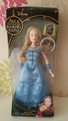 *Disney Alice Through The Looking Glass Alice Fashion Doll Rare New*Please Read*