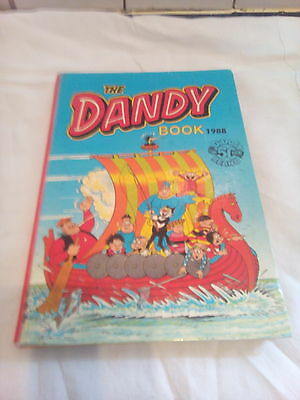 Collectable  Old  Dandy  Annual