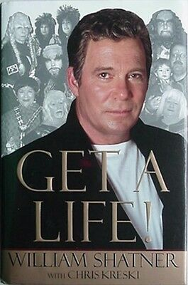 William Shatner - Star Trek Cast & Fans, 1999 Book + Bonus