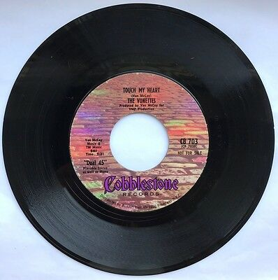 Northern Soul, R&B, The Vonettes, Touch My Heart ( Demo )