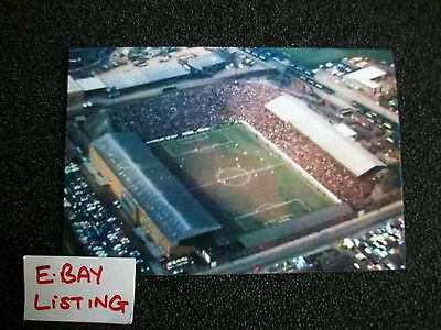 "LEEDS UNITED FOOTBALL GROUND ELLAND ROAD  Aerial 1960s ?  6""x4""  PHOTO  REPRINT"
