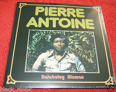 Pierre Antoine Kalabuley Woman Hot Casa Records Lp Funk Afrobeat Soul New!