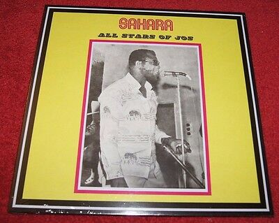 Sahara All Stars Of Jos - Pmg Lp Reissue Funk Afrobeat Lp New & Sealed!