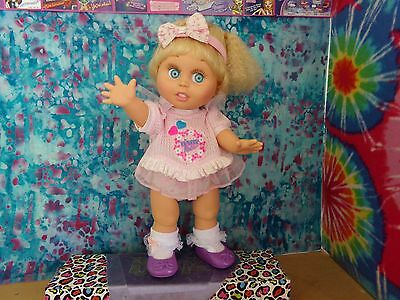 Galoob Baby Face Cynthia 1991 Awesome #7