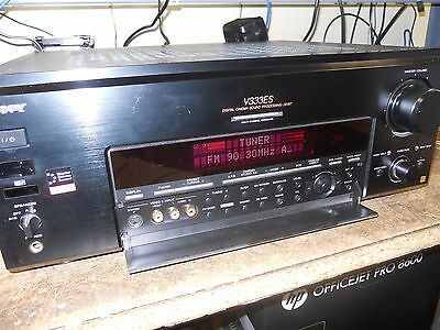 SONY STR-V333ES 5.1 Channel 550W Home Theater Receiver No Reserve!