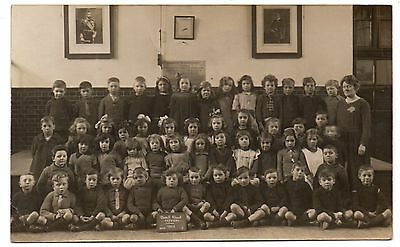 Darrell Road Infants School Richmond RP 1922