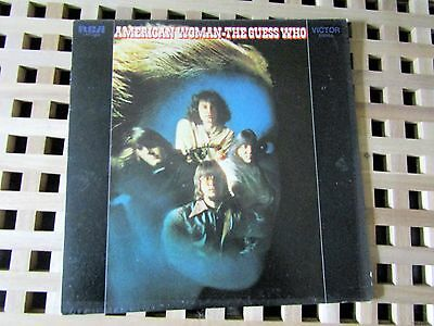 """The Guess Who """"American Woman"""" LP EX"""