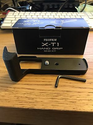 Genuine Original MHG-XT Fujifilm X Series X-T1 Metal Hand Grip Large Xt1