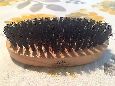 Ww1 Great War British Army Issue Hair Brush Stamped Reproduction