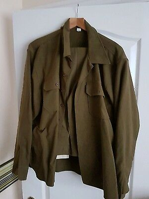 US M1937 Repro Wool Uniform Set Large Size