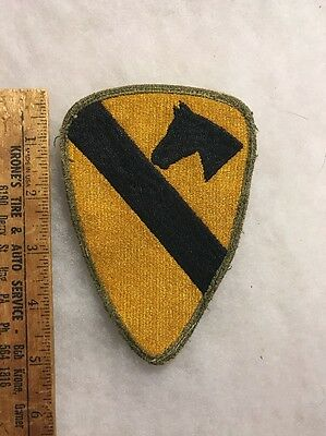 WW2 US 1st Cavalry Division Patch