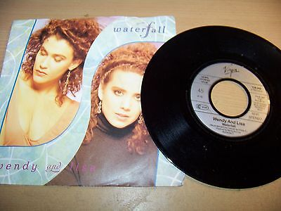 Wendy and Lisa- Waterfall Vinyl Single