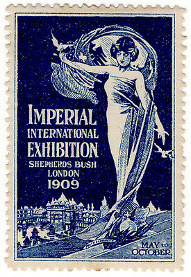 (I.B) Cinderella Collection : Imperial International Exhibition (London 1909)