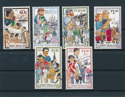 [90040] New Zealand good set Very Fine MNH stamps