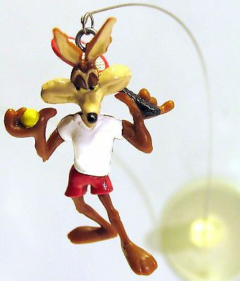 WILE E COYOTE Dangling DANGLER WARNER BROS Looney Tunes WB cool Tennis NEW 8097