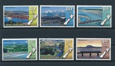 [91435] New Zealand good set Very Fine MNH stamps