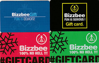 Carte cadeau  # BIZZBEE  # (FRANCE) Gift Card  Geshenkkart