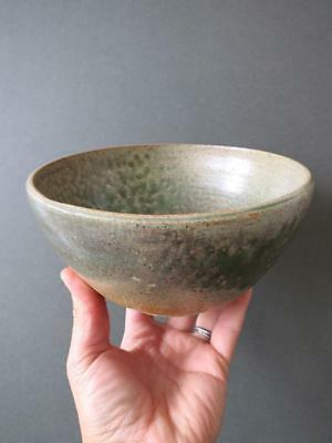 Vintage Large Pottery Bowl