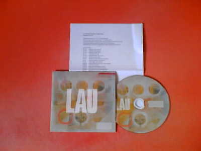 LAU Decade (The Best Of 2007-2017) Rare CD Album/Press Sheet! New!