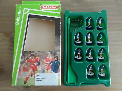 Arsenal 2nd - Subbuteo football team - number 63743