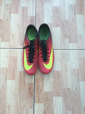 Mens Nike Mercurial football boots size 11