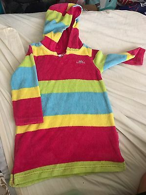 Trespass 6-12 Months Multicoloured Hooded Towel