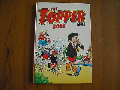 The Topper Book - 1983