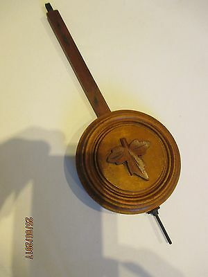 "Superb "" Black Forest ""  Cuckoo Clock / Wall Clock Pendulum."