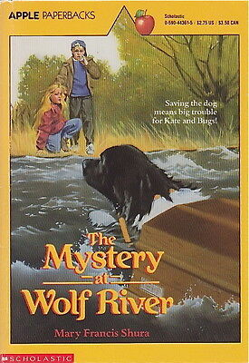 Newfoundland Dog Story The Mystery At Wolf River