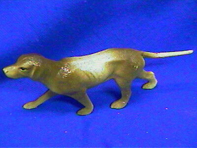 Antique Celluloid Hound Dog-very nice-5.75 inches
