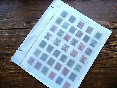 India/indian States, Early Stamp Collection In Old Time Album + Covers, Classics