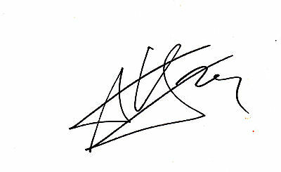 Andreas Weimann, Derby County, Signed 6X4 Card,