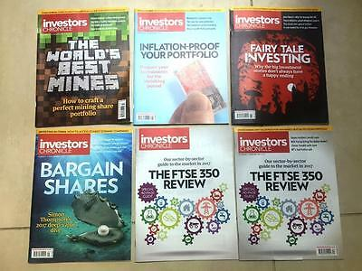 Investors Chronicle Vol 199/2532-3-4-5-6 Ftse 350 Review Bargain Share Feb 2017